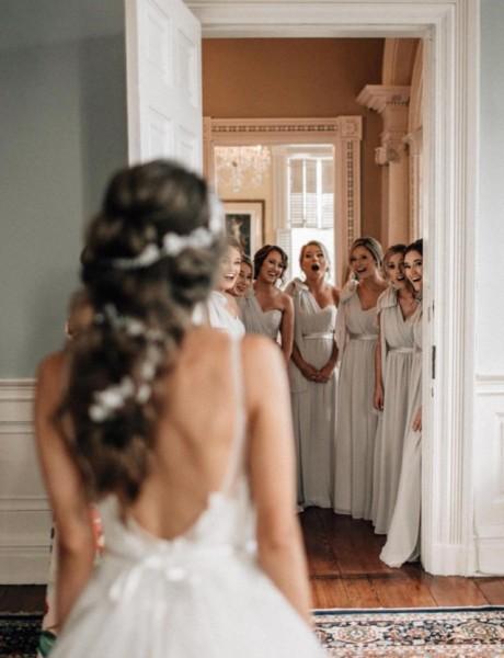 Kumina zaduženja: Pre i za vreme venčanja