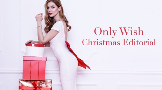 Only Wish Christmas Editorial