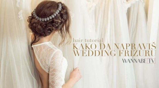 Wedding Hair Tutorial