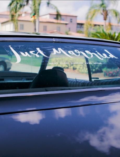 Kako da ukrasiš automobil za venčanje
