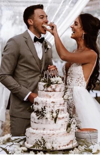Kako da odabereš svadbenu tortu