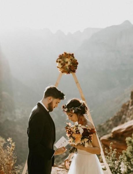 Inovativni predlozi za vaš svadbeni dan