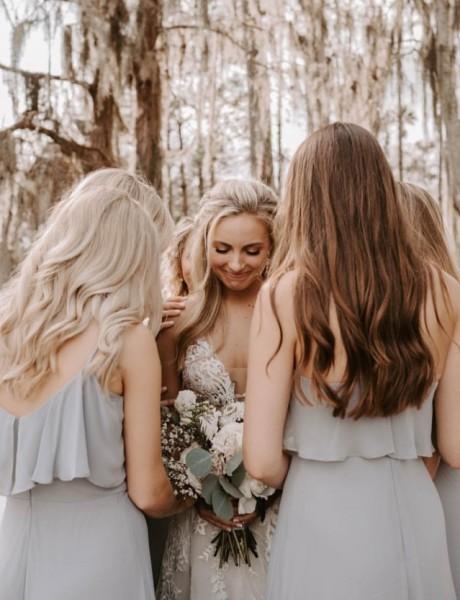 Pomozi mami da izgleda super na tvom venčanju