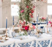 Neobične palete boja za tvoje letnje venčanje