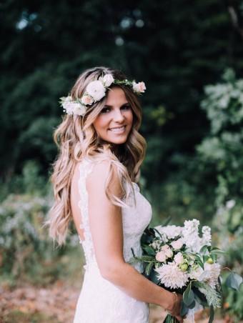 Cvetna kruna za tvoje venčanje