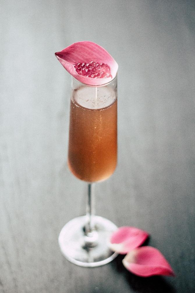 šampanjac 1 Kreativni načini da na svadbi serviraš alkohola pića