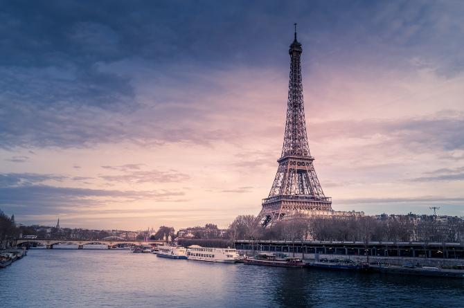pariz 1 Top pet najromantičnijih destinacija za prosidbu