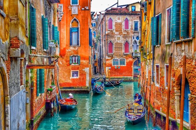 venecija 1 Top pet najromantičnijih destinacija za prosidbu