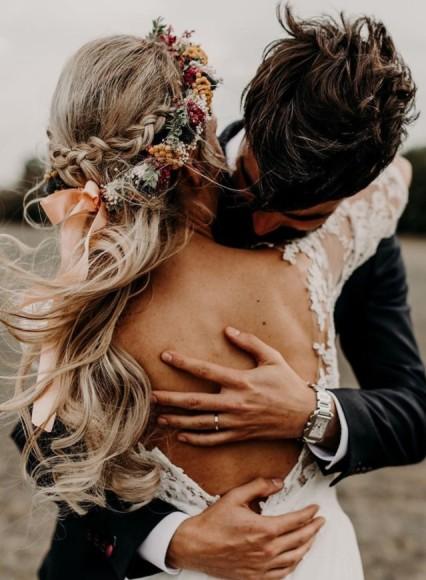 Bridal NYFW vs Milenial bride