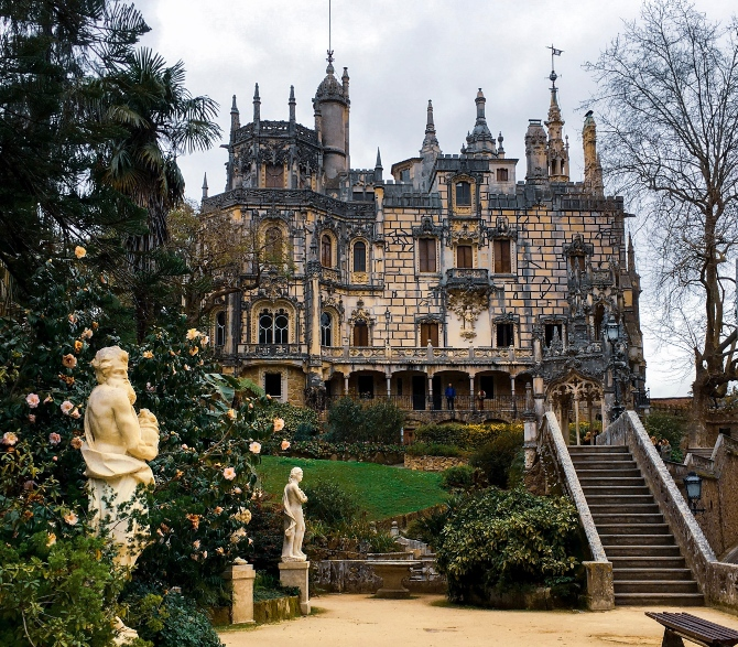 sintra portugal 1 Portugalski grad dvoraca – najromantičnija destinacija za mladence u 2019.