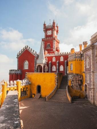 Portugalski grad dvoraca – najromantičnija destinacija za mladence u 2019.