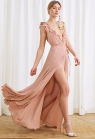 Najlepše ružičaste haljine za savremene romantične neveste