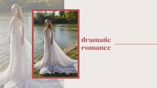 dramatic romance 1 Nove venčanice Galie Lahav za 2020. koje će sve mlade želeti!