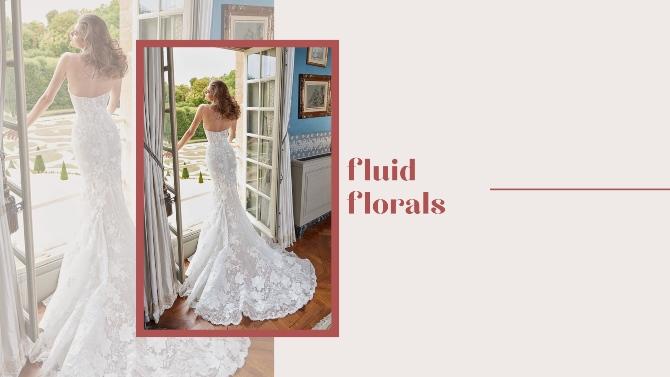 fluid florals Nove venčanice Galie Lahav za 2020. koje će sve mlade želeti!