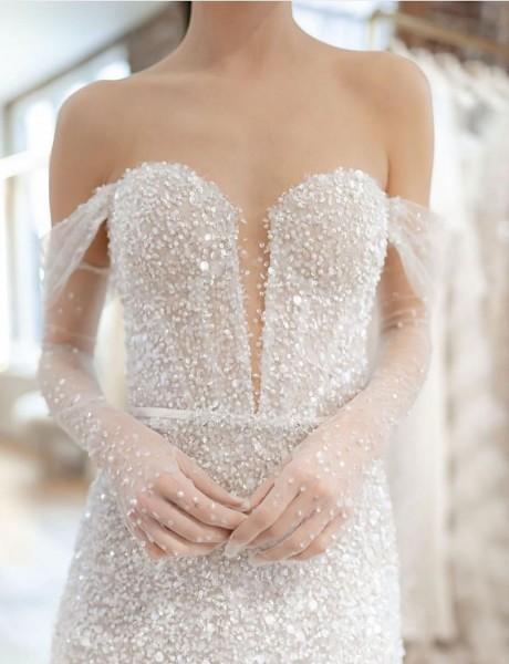 Kako da odabereš venčanicu koja će najbolje pristajati – tvojim grudima