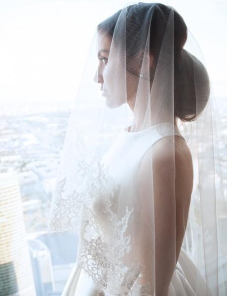 Kako da uskladiš veo sa venčanicom