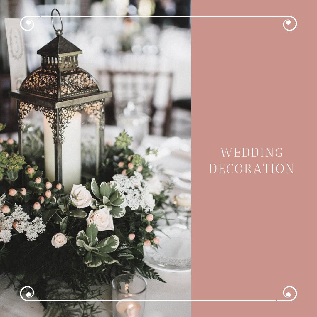 Čarobna dekoracija za venčanje sveće u čašama i fenjerima 1 Čarobna dekoracija za venčanje   sveće u čašama i fenjerima
