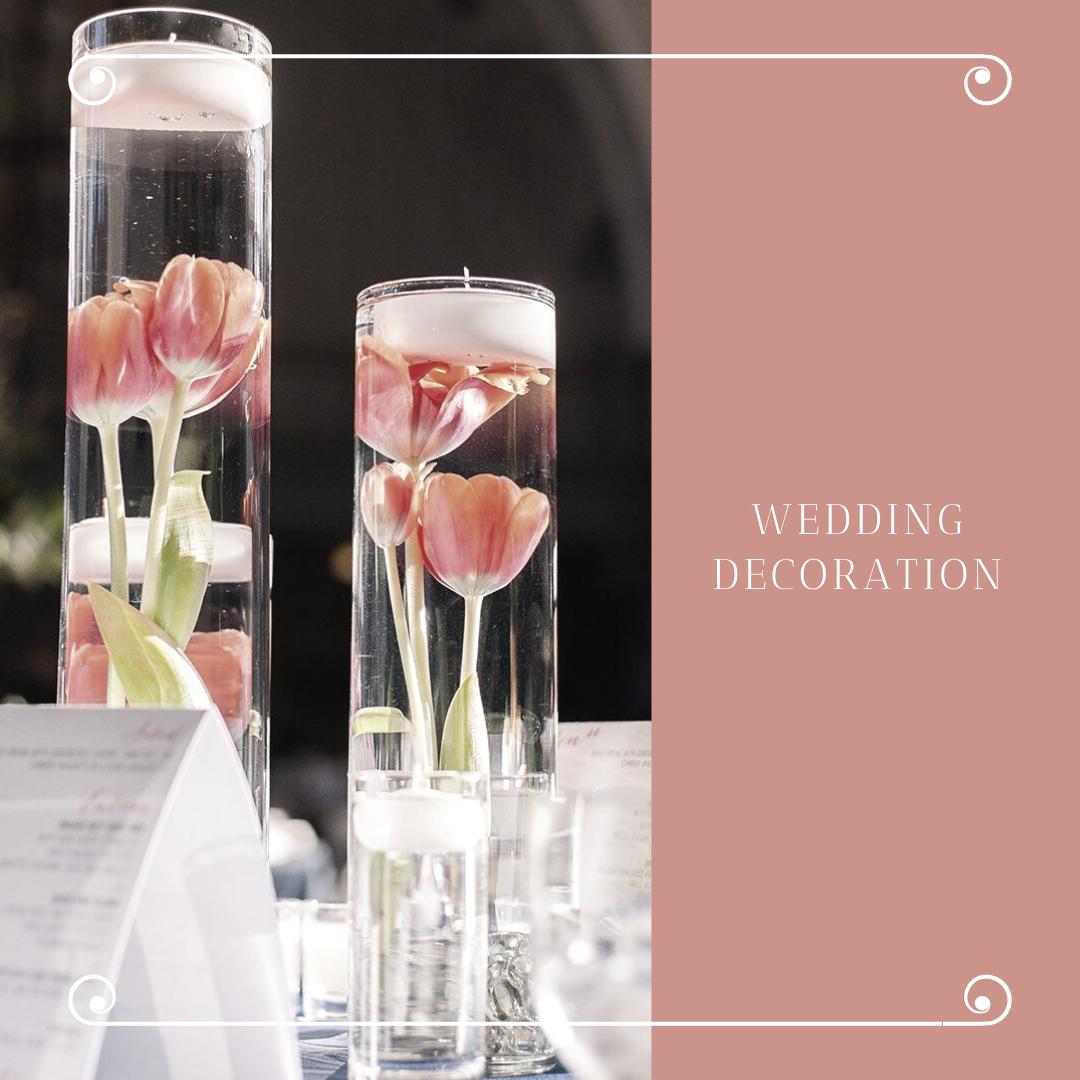 Čarobna dekoracija za venčanje sveće u čašama i fenjerima 4 Čarobna dekoracija za venčanje   sveće u čašama i fenjerima