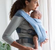 Nošenje dece kao neophodnost u njihovom bezbrižnom razvoju