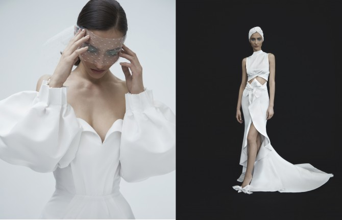 INES JANKOVIC BRIDAL1 e1594108530267 Nova Ines Atelier Bridal kolekcija