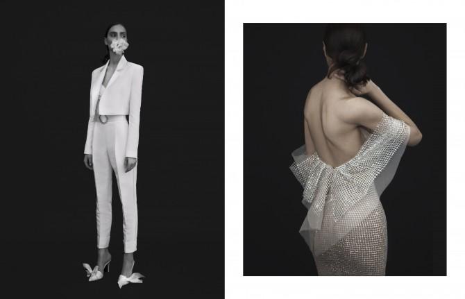 INES JANKOVIC BRIDAL2 e1594108405943 Nova Ines Atelier Bridal kolekcija