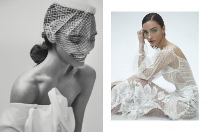 INES JANKOVIC BRIDAL4 e1594108493900 Nova Ines Atelier Bridal kolekcija
